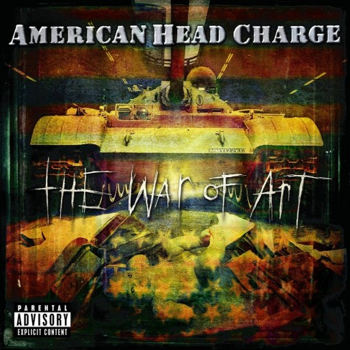 American Head Charge - The War of Art 2001