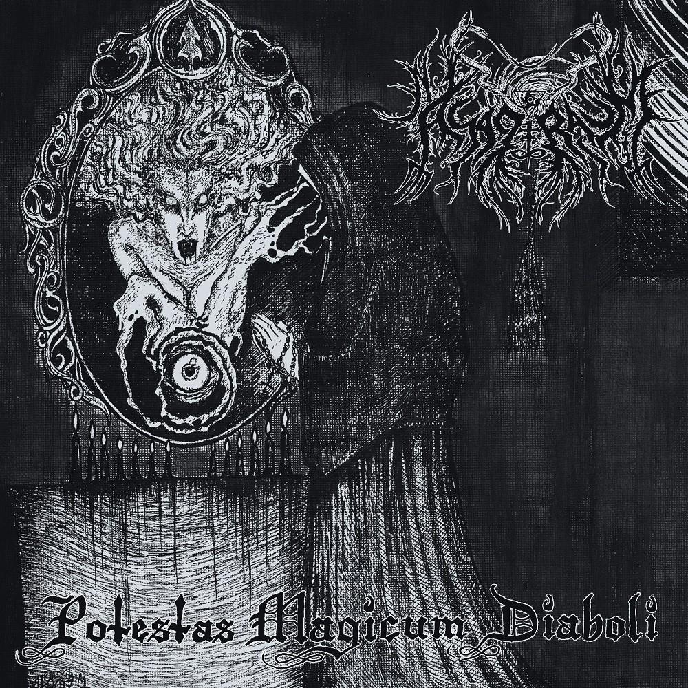 Asagraum - Potestas Magicum Diaboli (2017) Cover