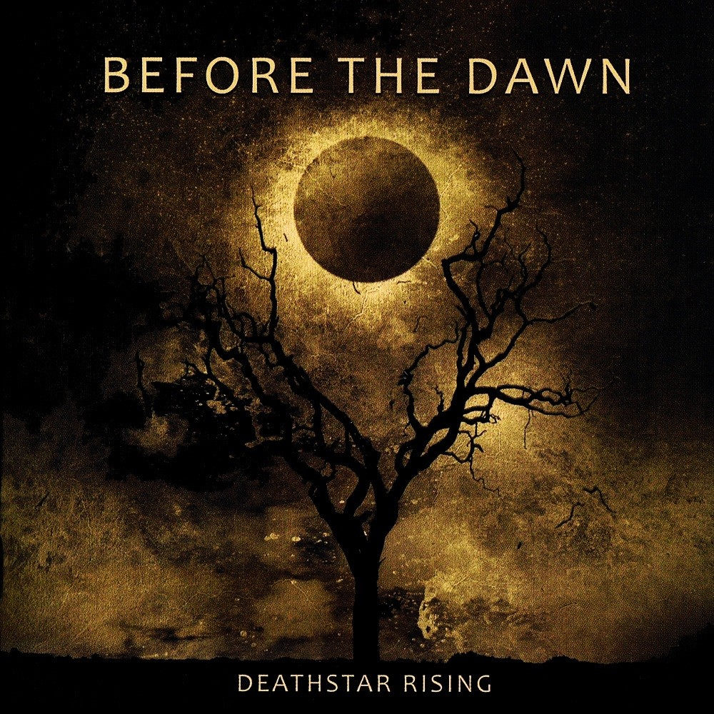 Before the Dawn - Deathstar Rising (2011) Cover