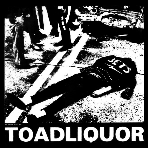 Toadliquor - Feel My Hate - The Power Is the Weight - R.I.P. Cain 1993
