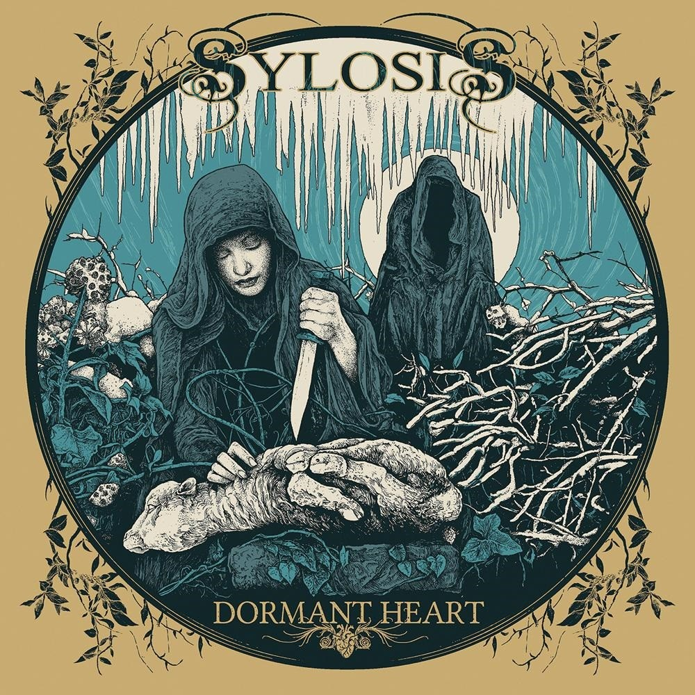 Sylosis - Dormant Heart (2015) Cover