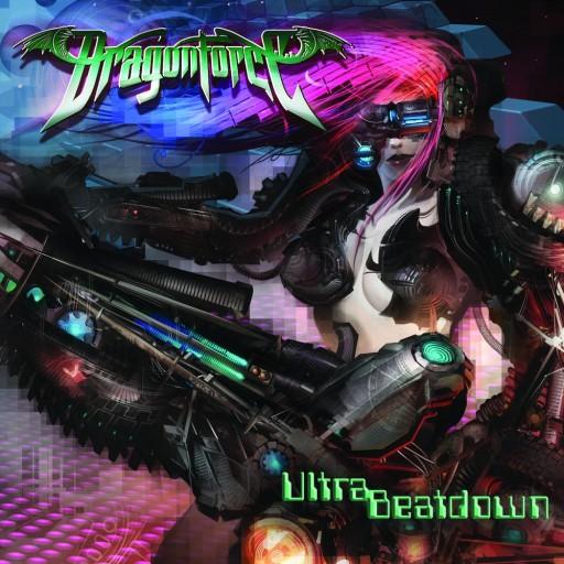 DragonForce - Ultra Beatdown 2008