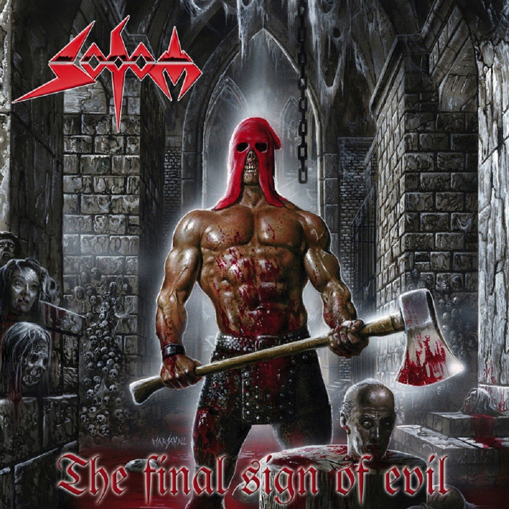 Sodom - The Final Sign of Evil (2007) Cover