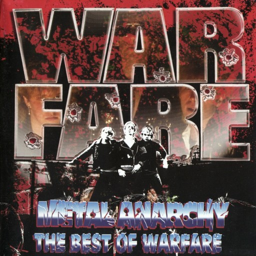 Metal Anarchy: The Best of Warfare