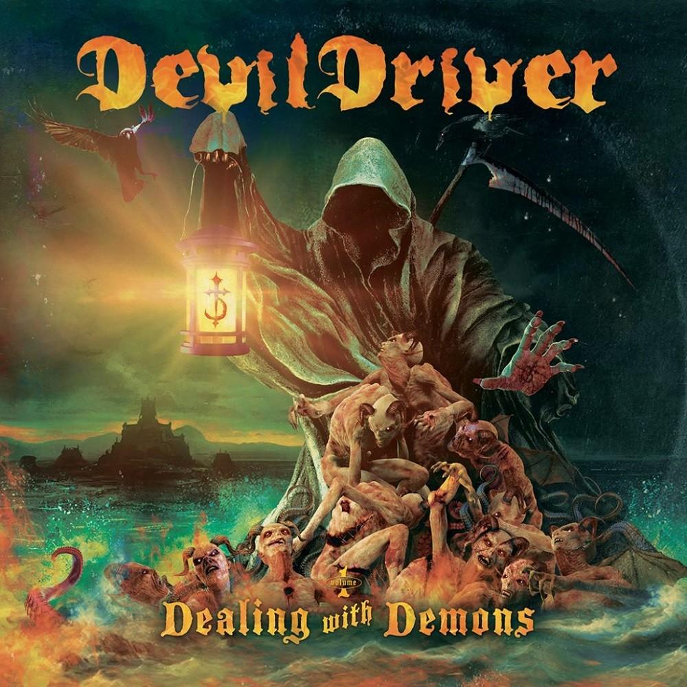 DevilDriver - Dealing With Demons I (2020) Cover