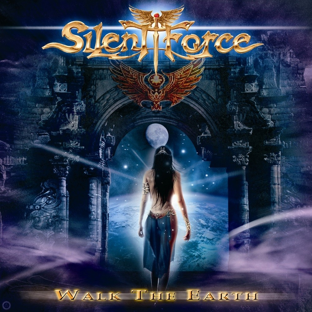 Silent Force - Walk the Earth (2007) Cover