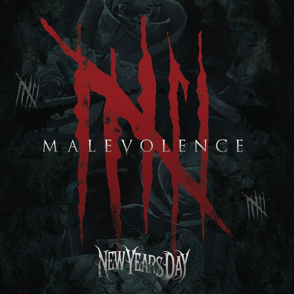 New Years Day - Malevolence (2015) Cover