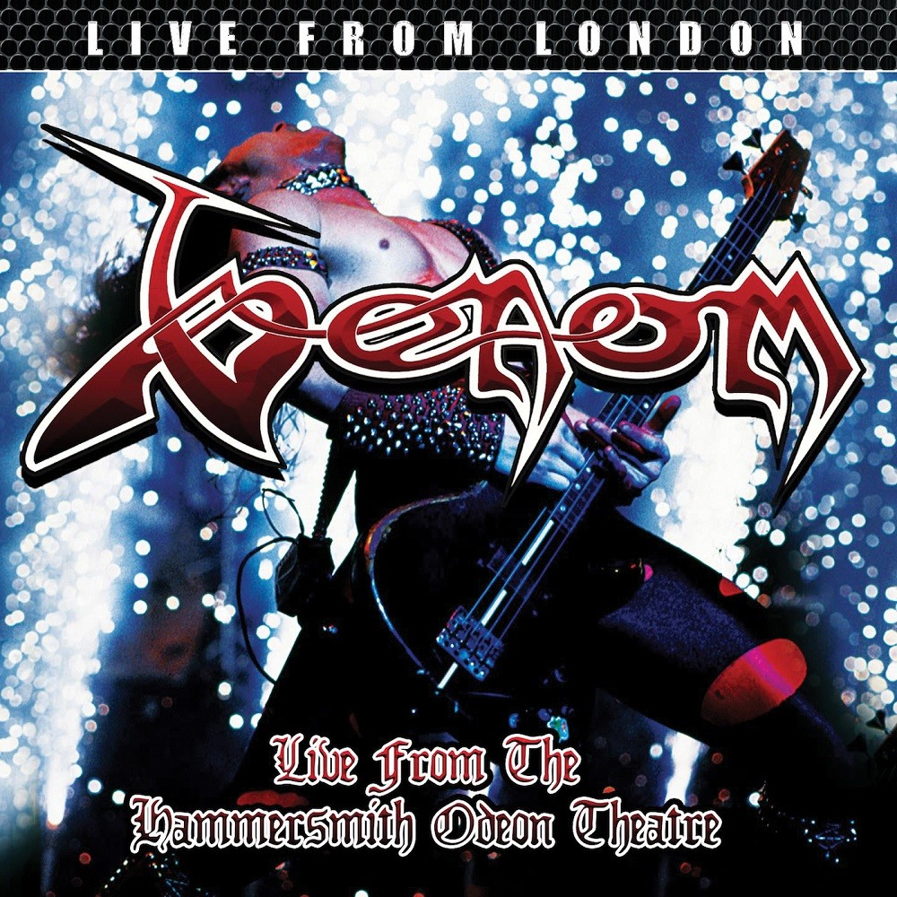Venom - Live From The Hammersmith Odeon Theatre (2017) Cover