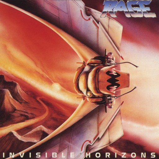 Rage - Invisible Horizons 1989