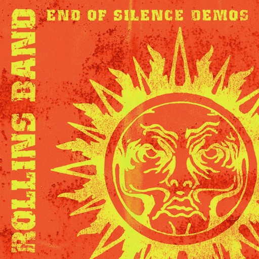 Rollins Band - End of Silence Demos 2002