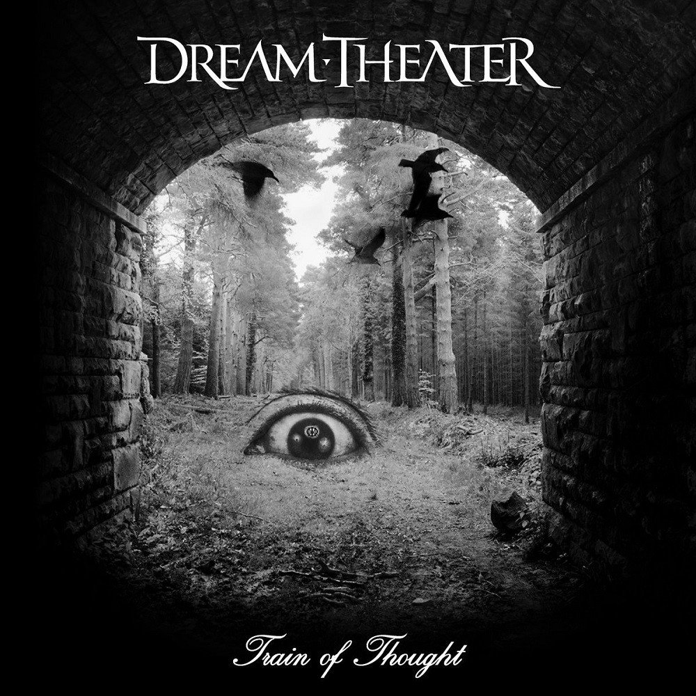 Dream Theater - Train of Thought (2003) Cover