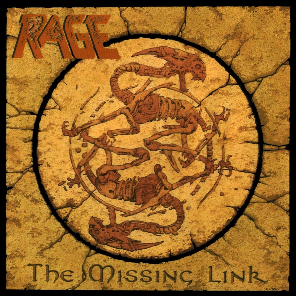 Rage - The Missing Link (1993) Cover