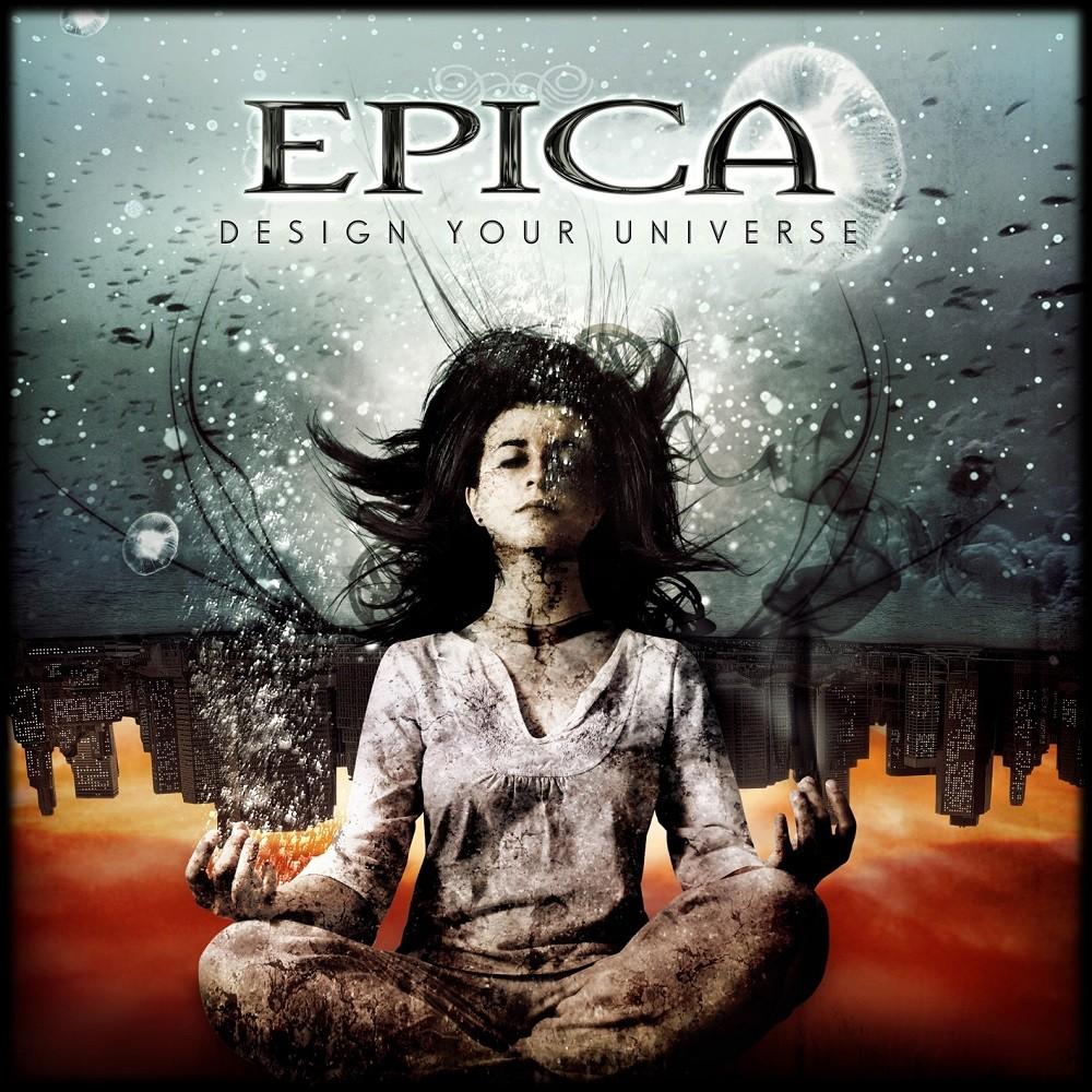 Epica - Design Your Universe (2009) Cover