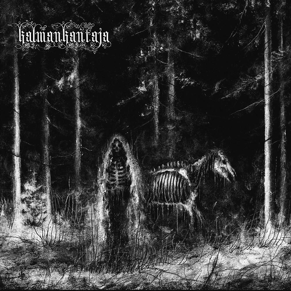 Kalmankantaja - Tyhjyys (2016) Cover