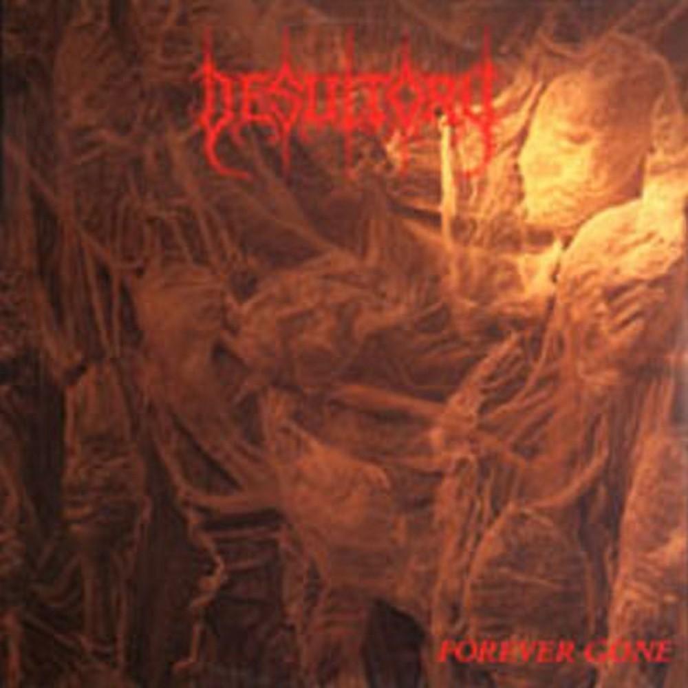 Desultory - Forever Gone (1991) Cover