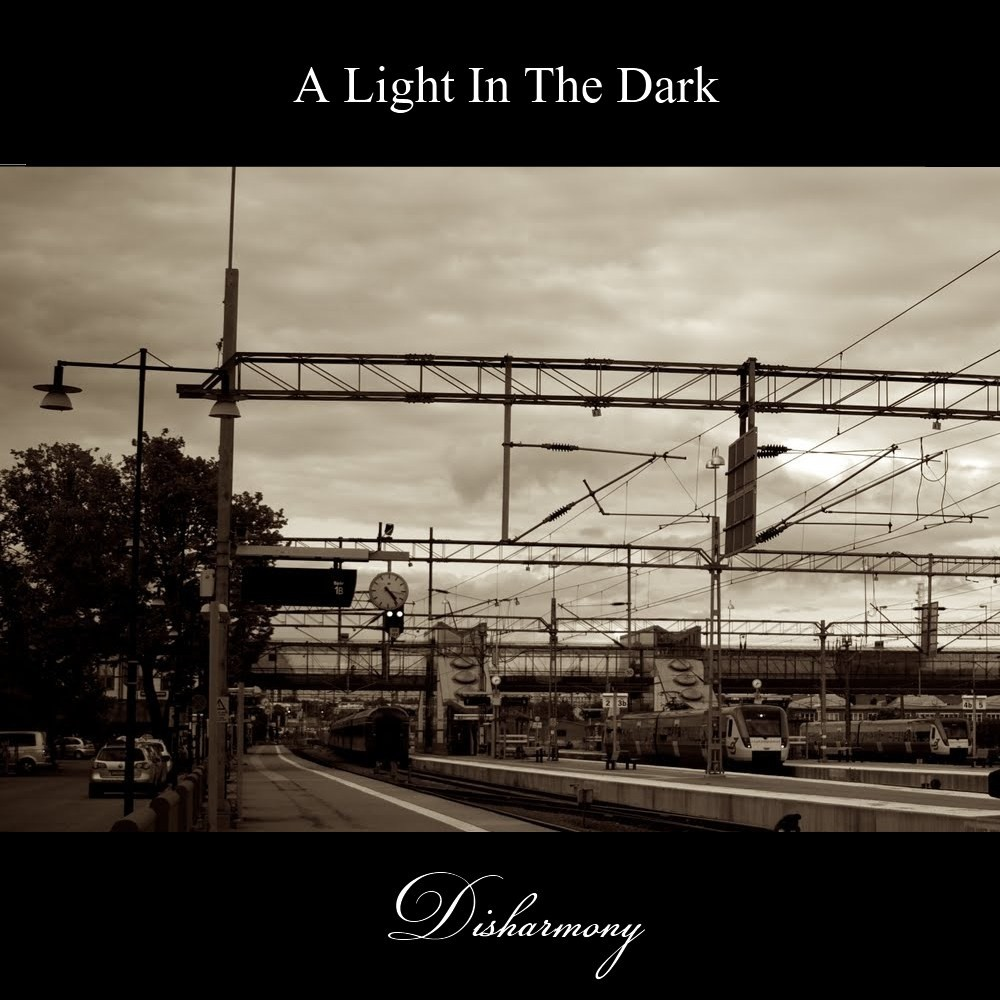 Light in the Dark, A - Disharmony (2012) Cover