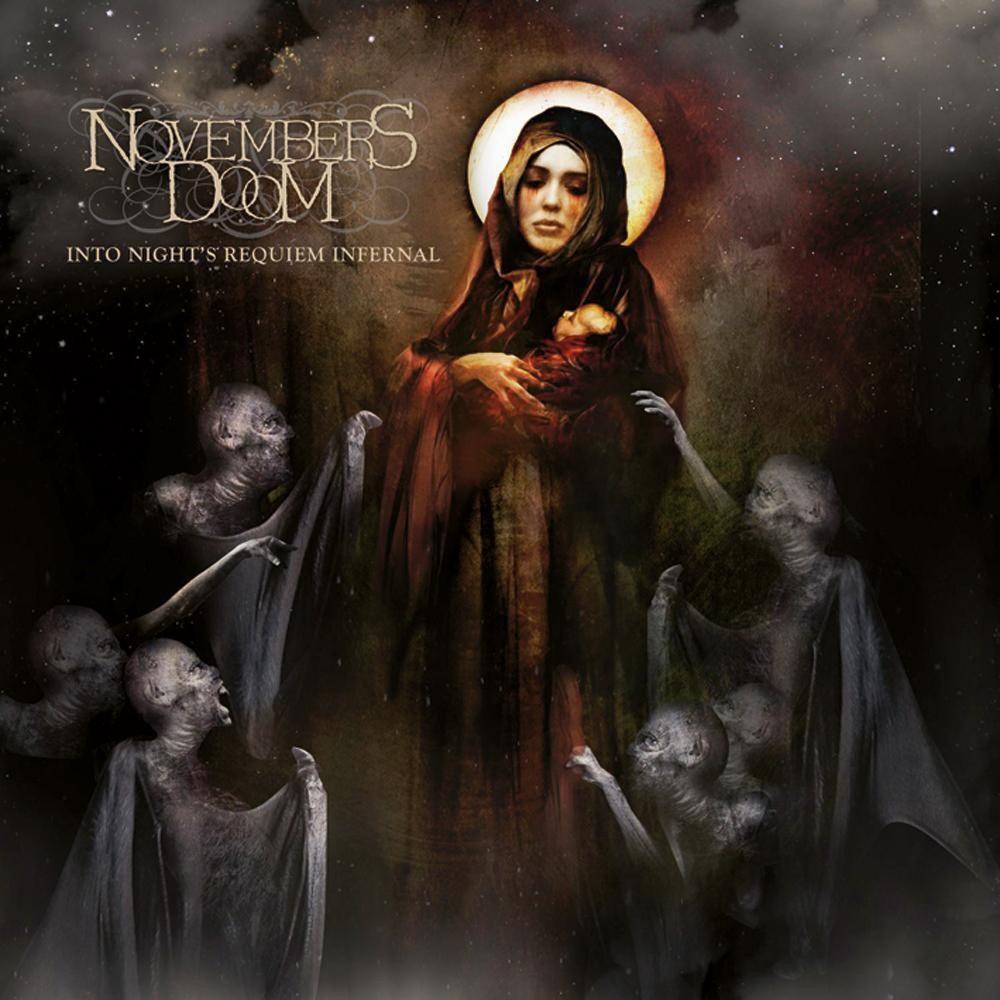 Novembers Doom - Into Night's Requiem Infernal (2009) Cover