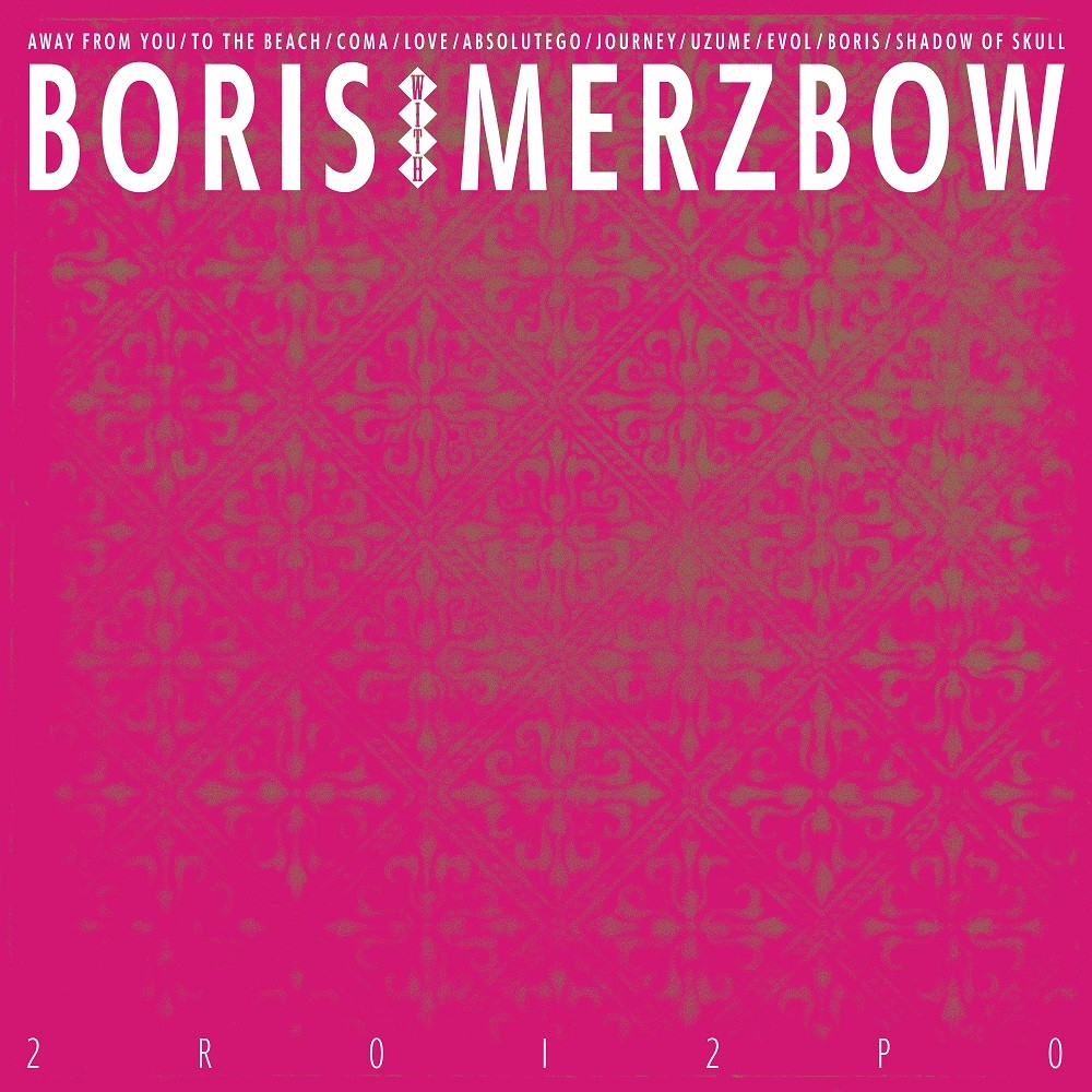 Boris - 2R0I2P0 (2020) Cover