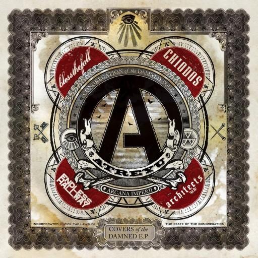 Atreyu - Covers of the Damned 2010