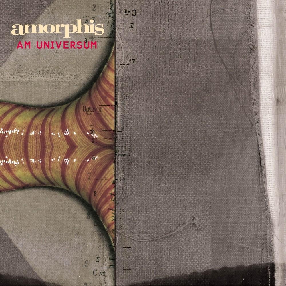 Amorphis - Am Universum (2001) Cover