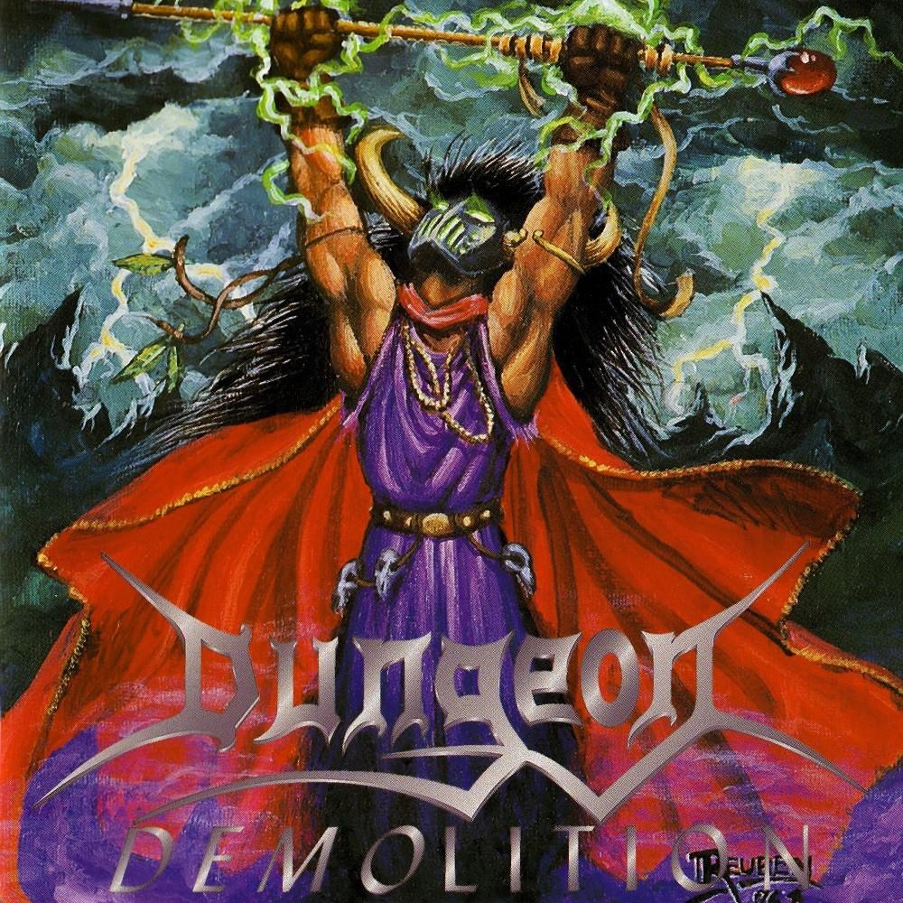 Dungeon - Demolition (1996) Cover