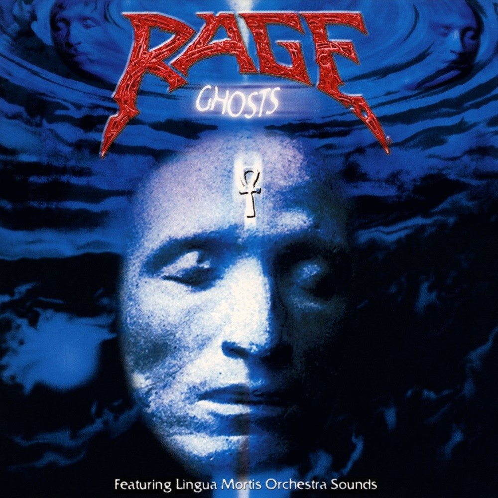 Rage - Ghosts (1999) Cover