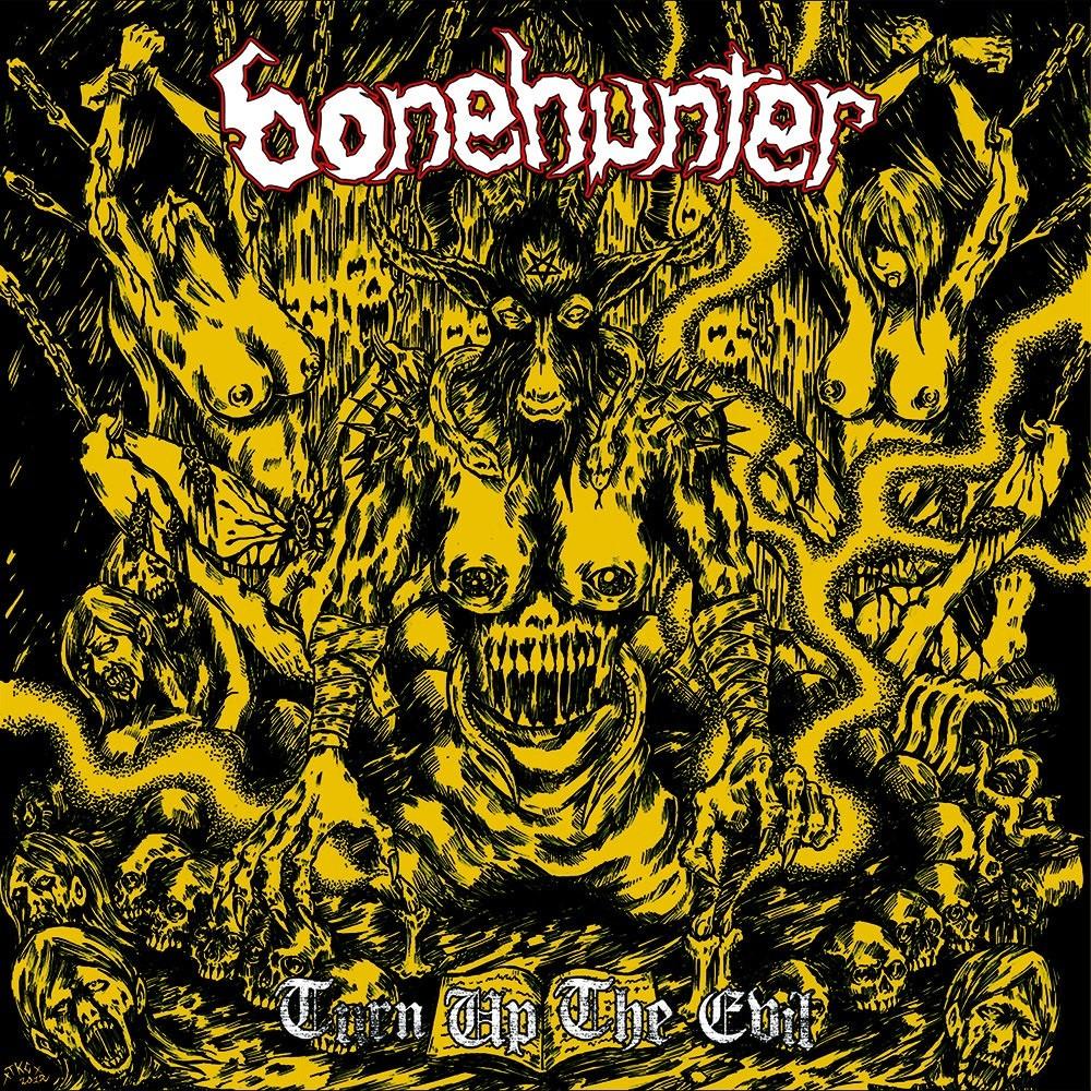 Bonehunter - Turn Up the Evil