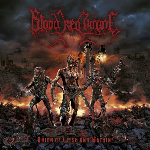 Blood Red Throne - Union of Flesh and Machine 2016