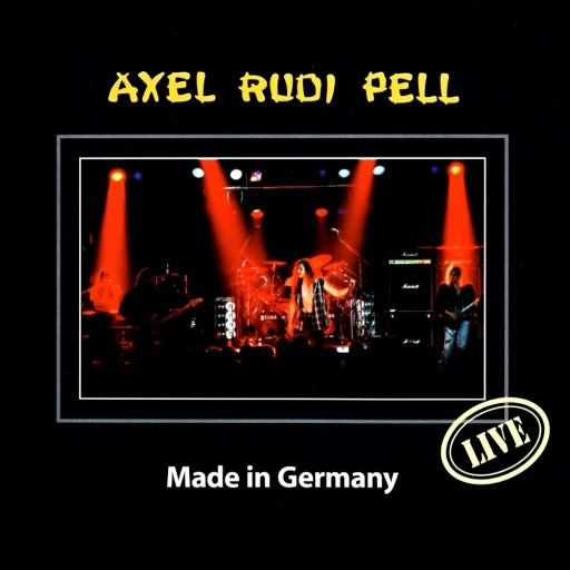 Axel Rudi Pell - Made in Germany - Live 1995