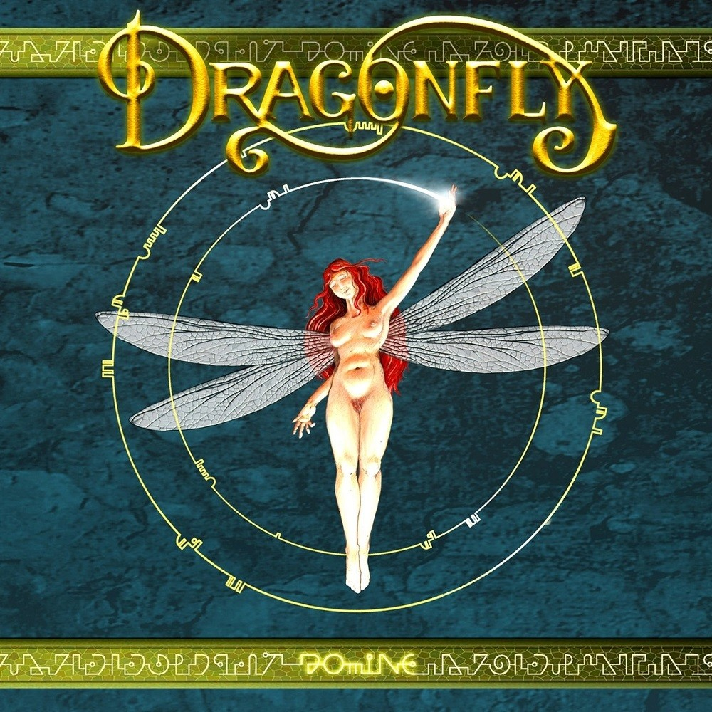 Dragonfly - Domine (2006) Cover