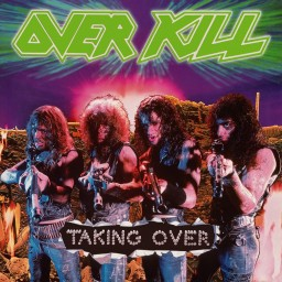 Review by Daniel for Overkill - Taking Over (1987)
