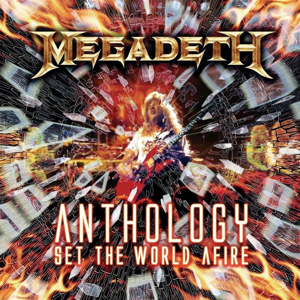Megadeth - Anthology: Set the World Afire (2008) Cover