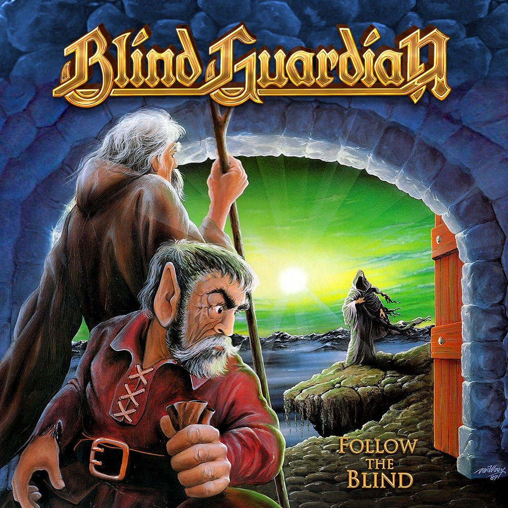 Blind Guardian - Follow the Blind (1989) Cover