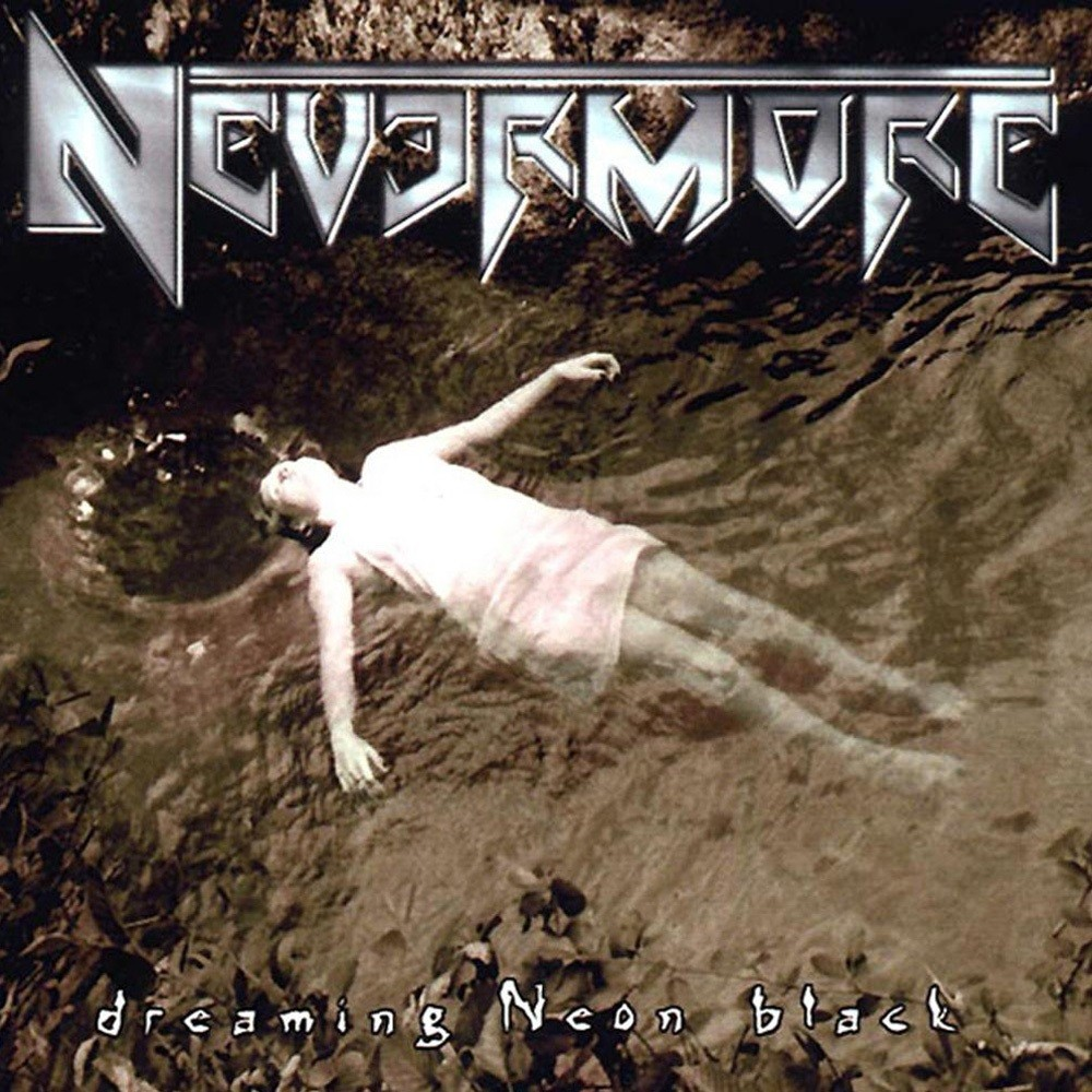 The Hall of Judgement: Nevermore - Dreaming Neon Black Cover
