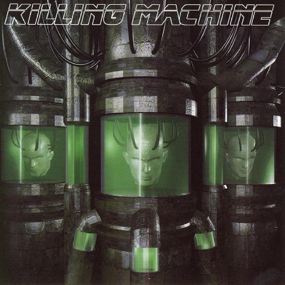 Killing Machine - Killing Machine (2000) Cover