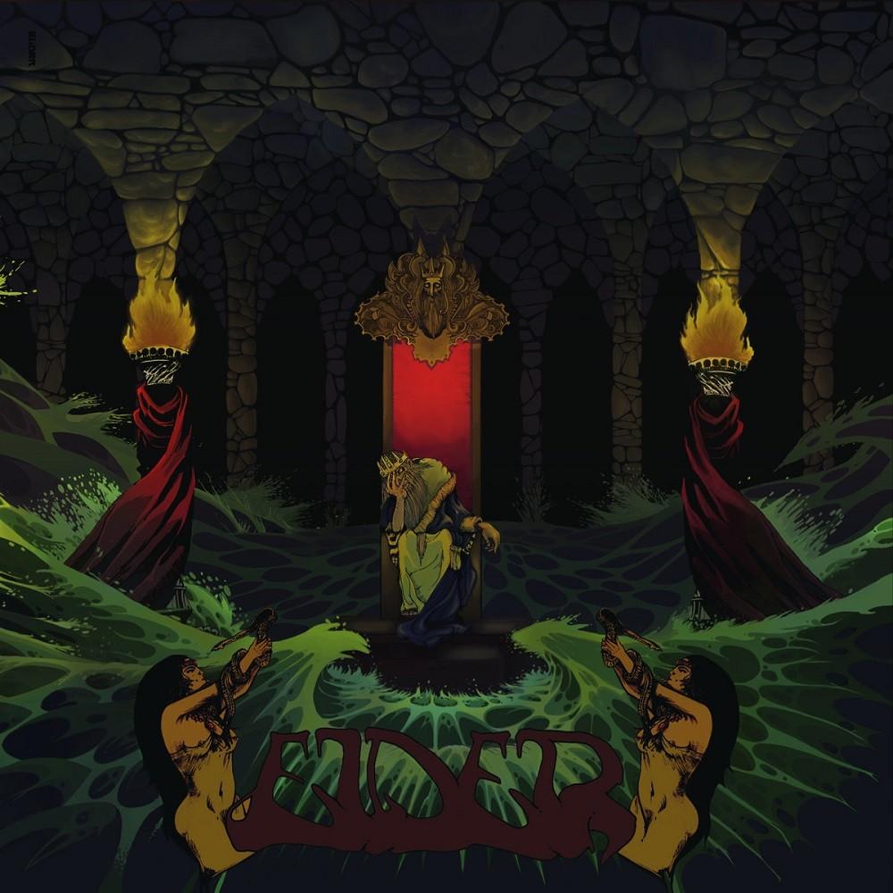Elder - Elder (2009) Cover