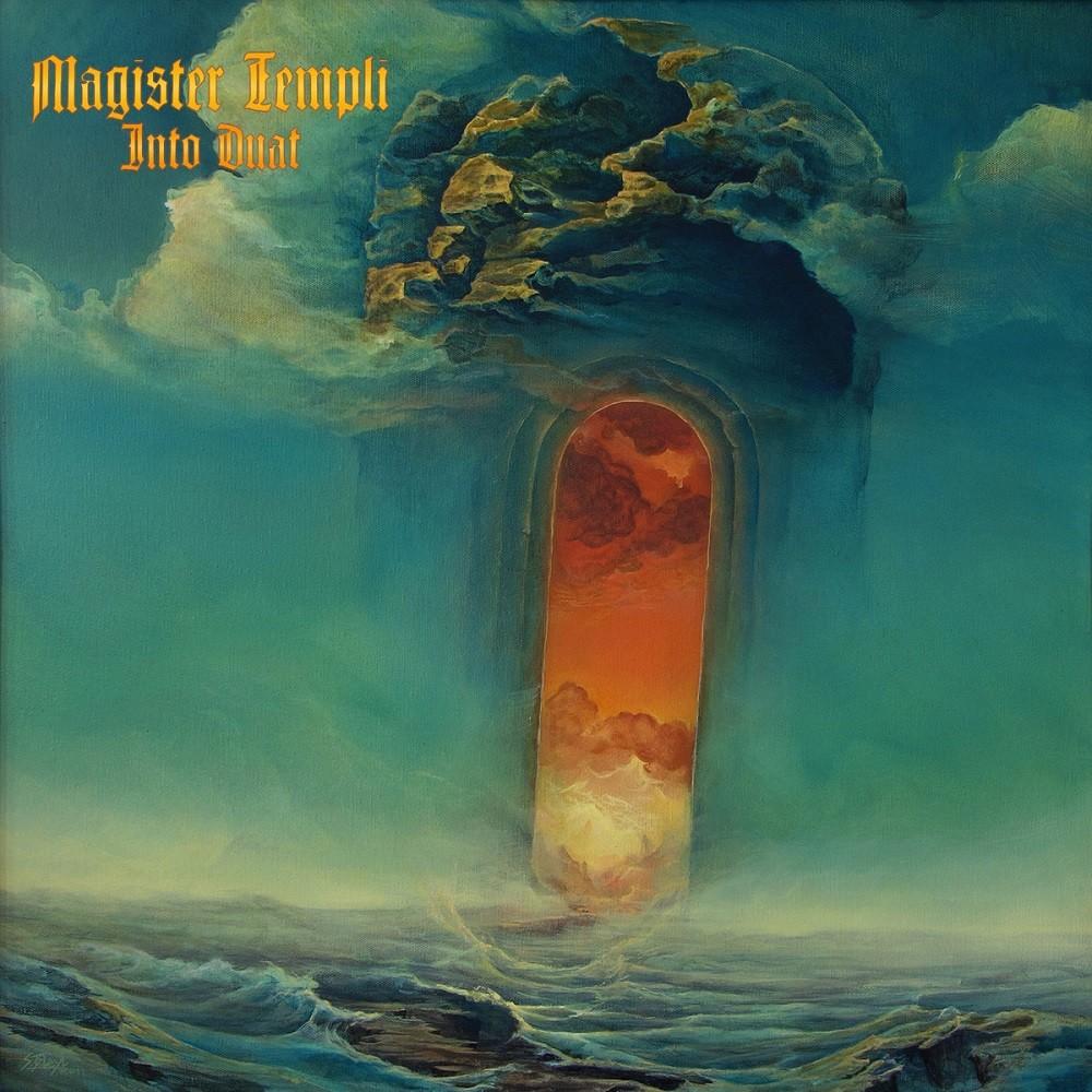 Magister Templi - Into Duat (2015) Cover