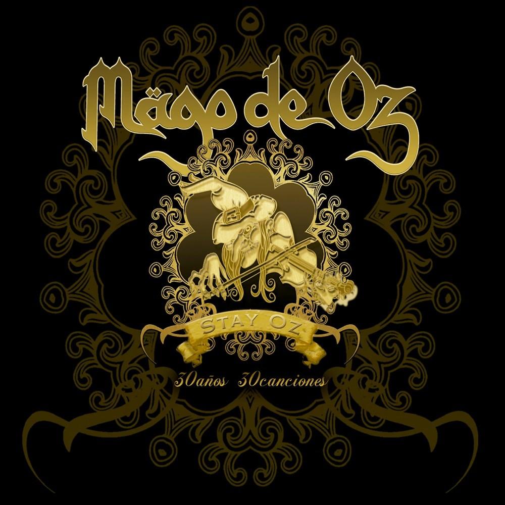 Mägo de Oz - 30 años 30 canciones (2018) Cover