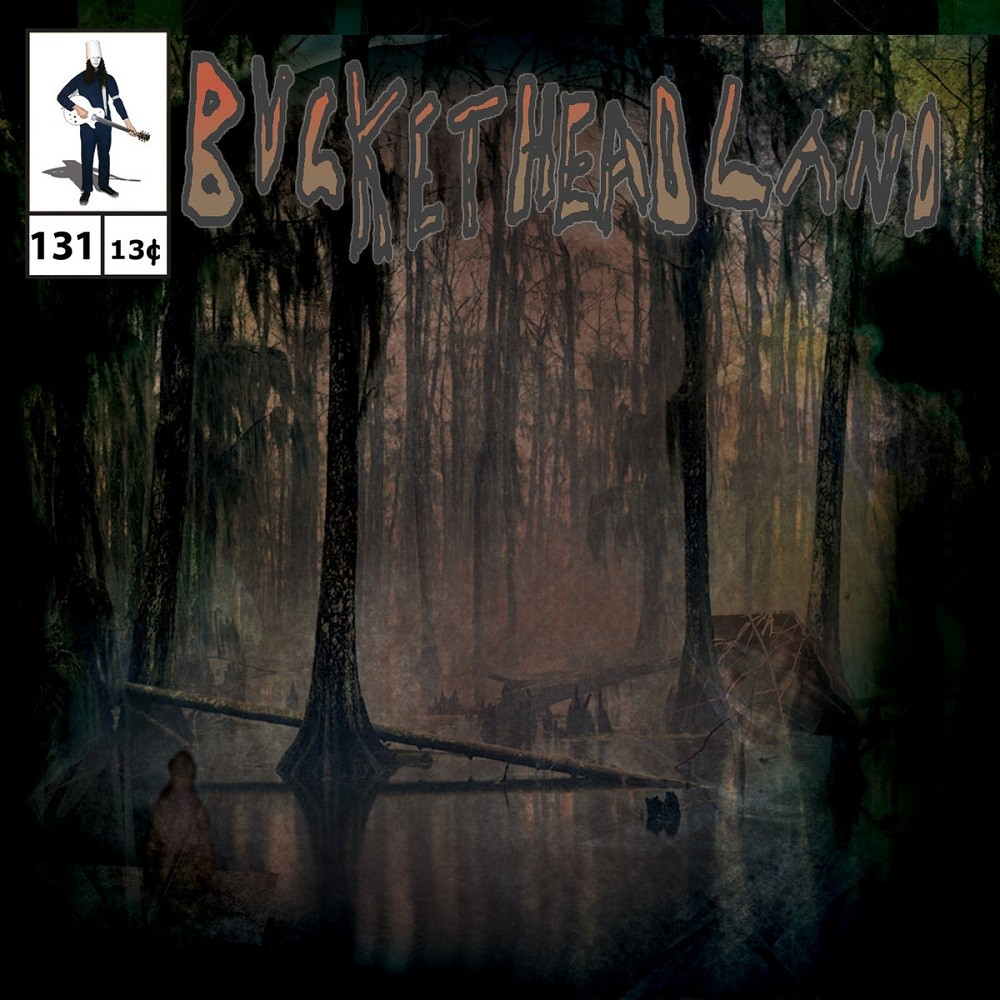Buckethead - Pike 131 - Down the Bayou Part One (2015) Cover