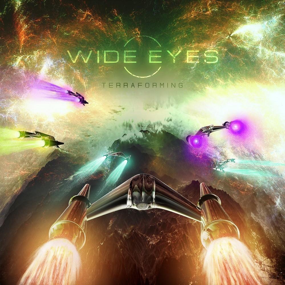 Wide Eyes - Terraforming (2015) Cover