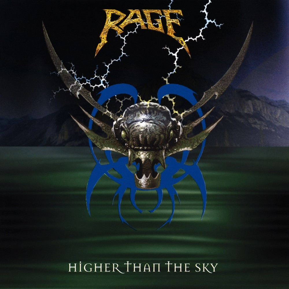 Rage - Higher Than the Sky (1996) Cover