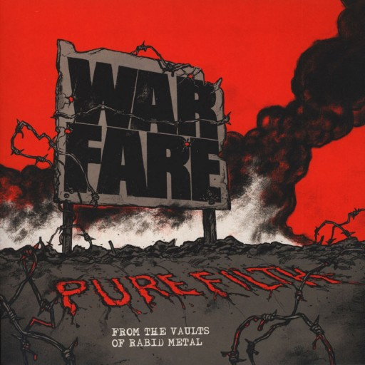 Pure Filth: From the Vaults of Rabid Metal