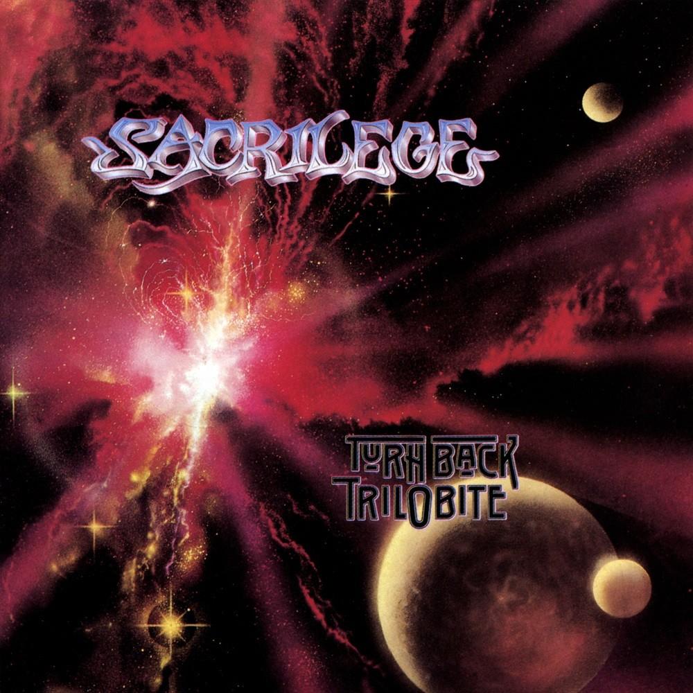 Sacrilege (GBR) - Turn Back Trilobite (1989) Cover