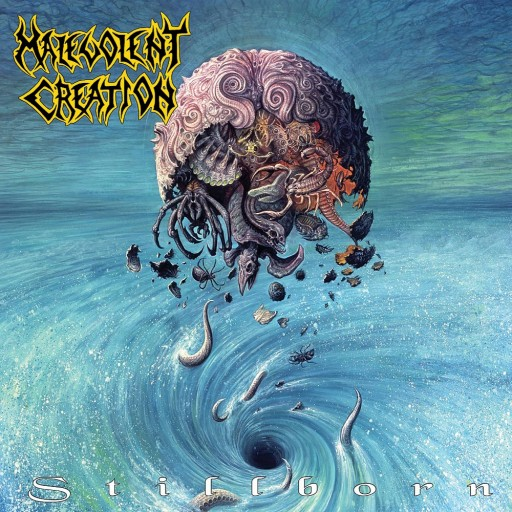Malevolent Creation - Stillborn 1993
