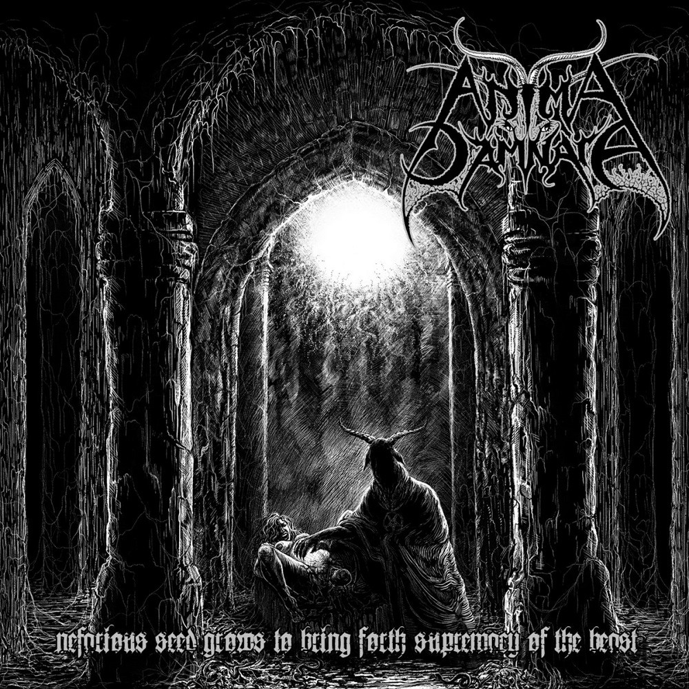 Anima Damnata - Nefarious Seed Grows to Bring Forth Supremacy of the Beast