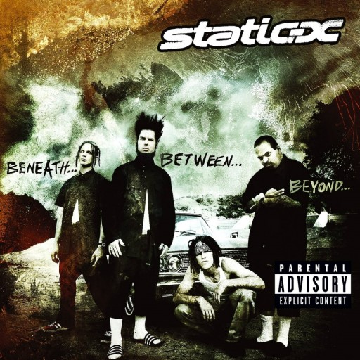 Static-X - Beneath... Between... Beyond... 2004