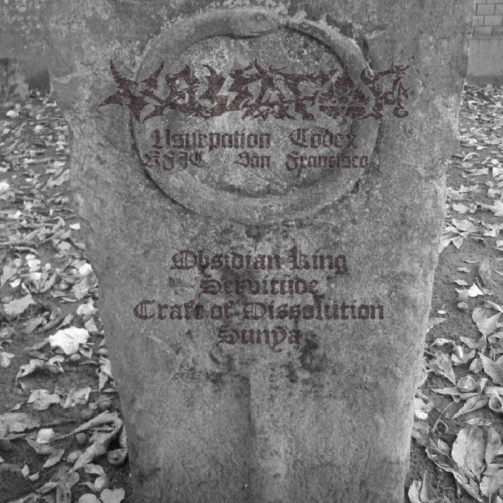 Vassafor - KFJC Live to Air (2013) Cover