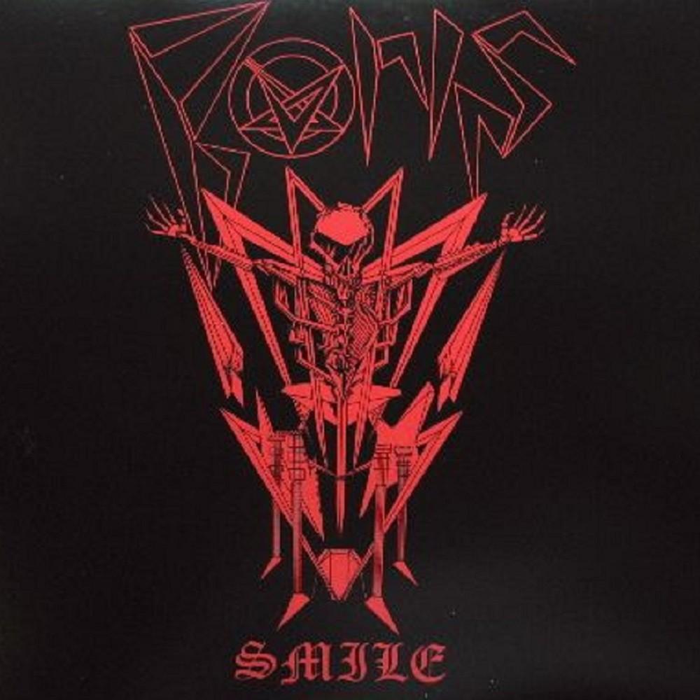 Boris - Smile: Live in Prague 2008 (2009) Cover