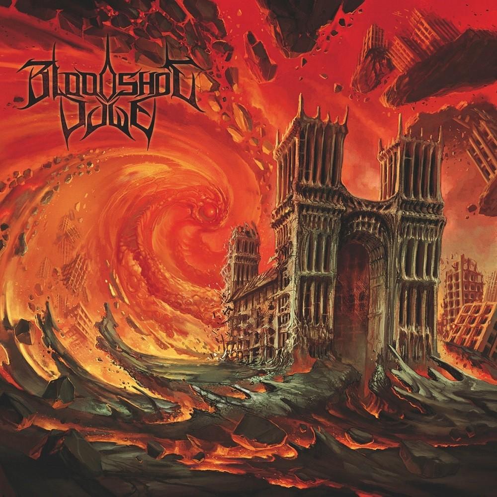 Bloodshot Dawn - Bloodshot Dawn (2012) Cover
