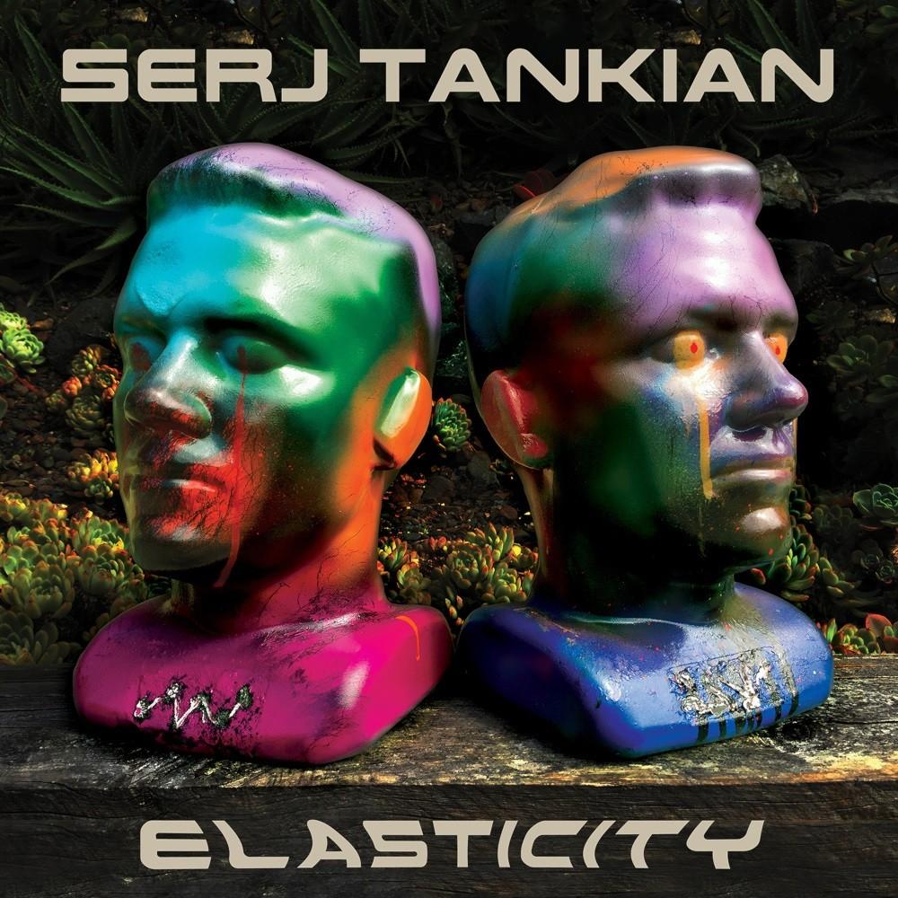 Serj Tankian - Elasticity (2021) Cover
